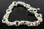 Byzantine Rose Bracelet AS, Beginner Plus
