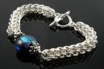 Foxtail Weave Bracelet, Intermediate