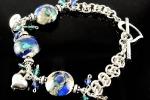 Ocean Lace Bracelet AS, Beginner Plus