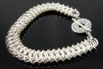 Vertebrae Weave Bracelet AS, Beginner
