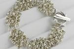 Parallel Harmony Bracelet, Beginner Plus