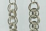 Parallel Chain Earrings AS, Beginner