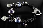 Midnight Lace Bracelet BL, Beginner Plus