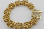 Celtic Labyrinth Bracelet BR, Intermediate