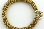 Foxtail Weave Bracelet BR,