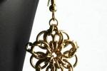 Celtic Star Earrings, Beginner