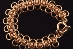 Celtic Wings Bracelet CU, Beginner