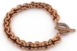 Triple Threat Bracelet CU/BL (Beginner)