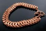 Vertebrae Weave Bracelet CU, Beginner