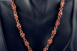 Chinese Knot Necklace, Beginner