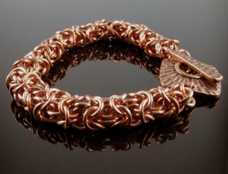 Turkish Round Bracelet CU (Intermediate)