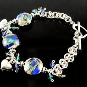 Ocean Lace Bracelet AS (Beginner Plus)