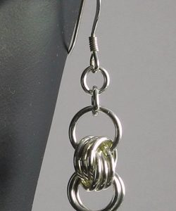 Triple Knot Earrings SF (Beginner)