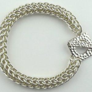 Foxtail Weave Bracelet SF (Beginner Plus)