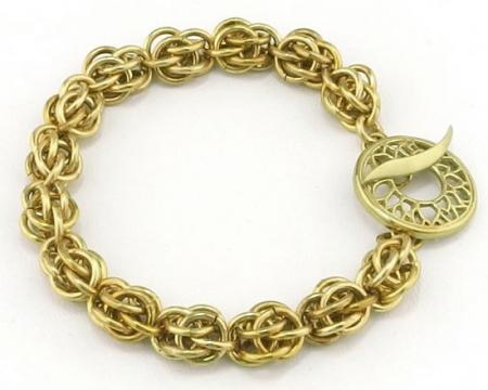 Sweetpea Bracelet BR (Intermediate)