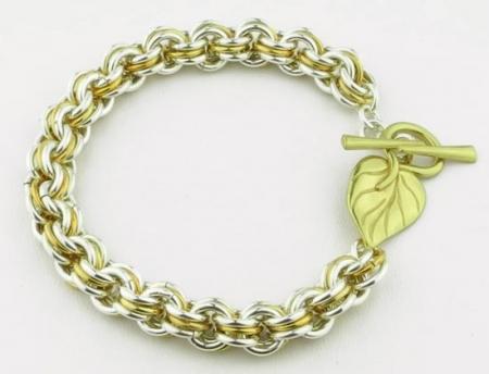 Triple Threat Bracelet SF/BR (Beginner)