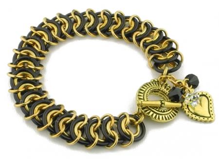 Sunny Day Bracelet BR/BL (Beginner)
