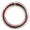 Copper Jump Rings, 20 gauge, 4.0mm ID