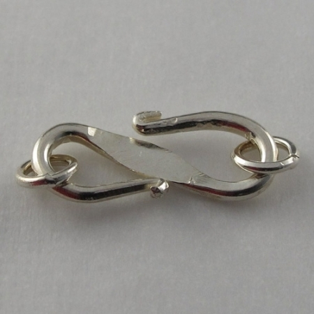 S-Hook Clasp, SS