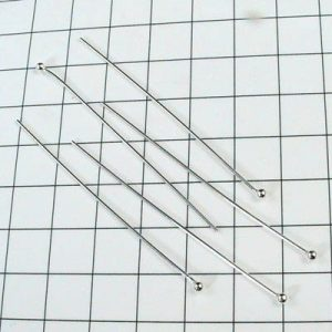 Headpins, SS, with Ball