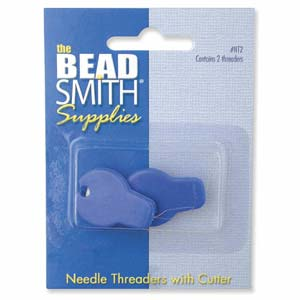 Bead Threader with Cutter