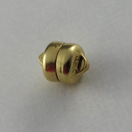 Magnetic Clasp, GF, Button