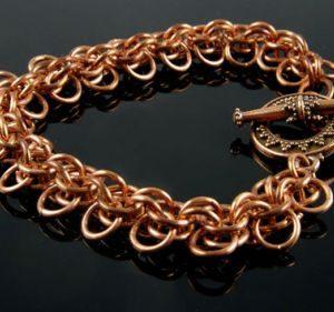 Orchid Weave Bracelet CU (Beginner)