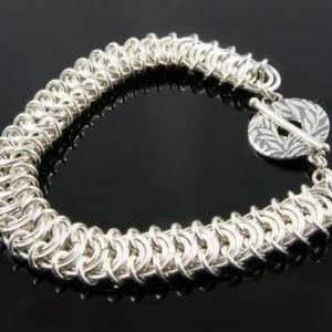 Vertebrae Weave Bracelet AS (Beginner)