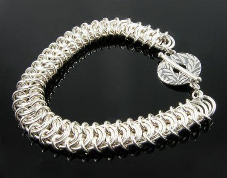 Vertebrae Weave Bracelet AS (Beginner)