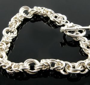 Byzantine Rose Bracelet AS (Beginner Plus)