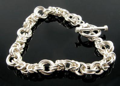 Byzantine Rose Bracelet AS (Beginner Plus)
