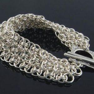 Parallel Weave Cuff (Beginner Plus) SF