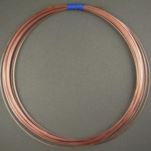 Wire, Copper, 20 gauge, Hard
