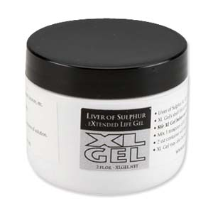 Liver of Sulphur Gel