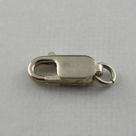 Lobster Clasp, SS, 14 mm
