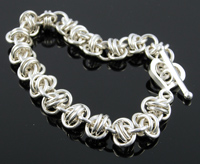 Barrel Weave Bracelet