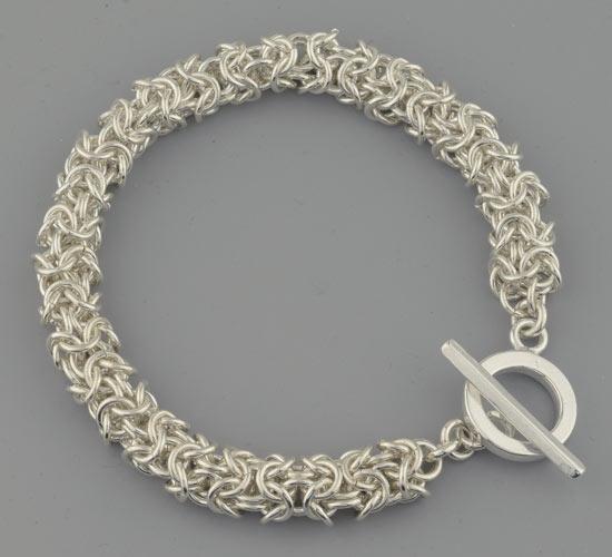 Turkish Round Bracelet AS (Intermediate)