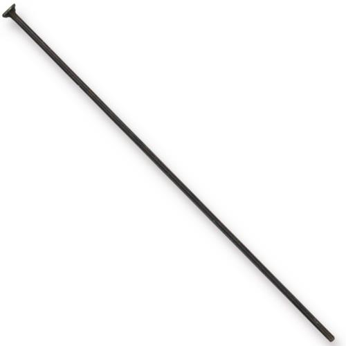"BLK HeadPin 2"", pkg of 40"