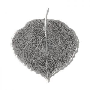 Charm, Leaf, Large, Aspen