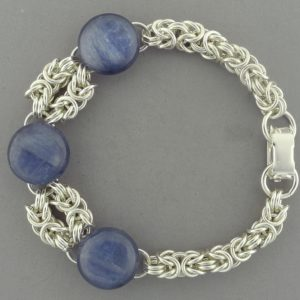 Byzantine Gemstone Bracelet AS (Beginner Plus)