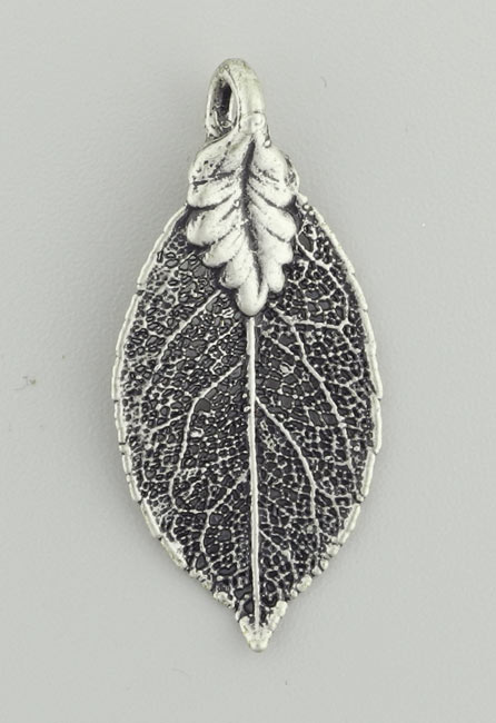 Charm, Leaf, Large Rose