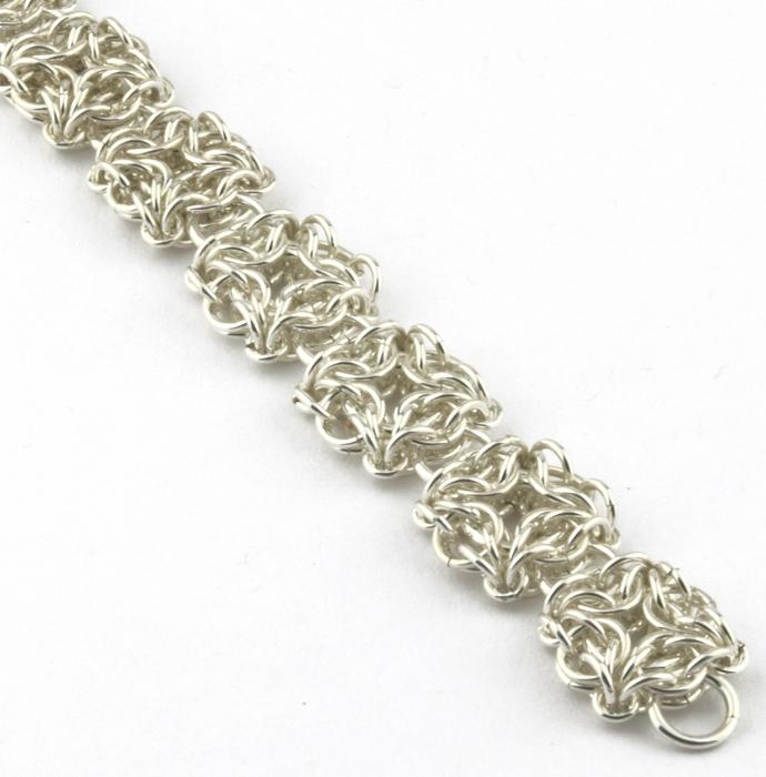 Celtic Maze Bracelet SF (Intermediate)