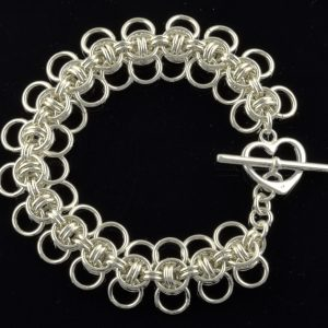 Celtic Wings Bracelet AS (Beginner)