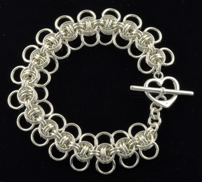 Celtic Wings Bracelet AS (Beginner)