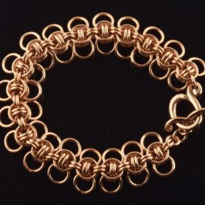 Celtic Wings Bracelet CU (Beginner)
