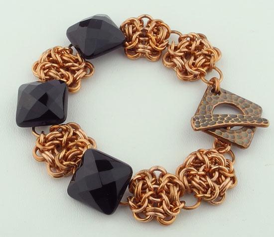 Byzantine Gemstone Bracelet CU