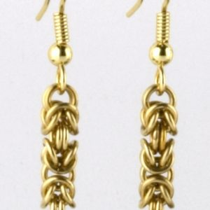 Byzantine Princess Earring BR (Beginner)
