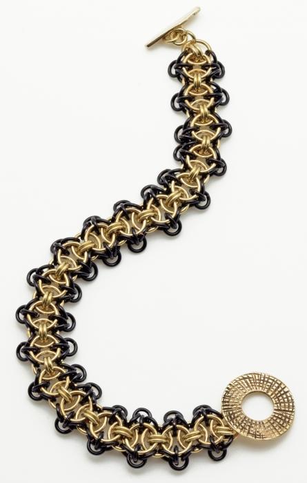 Celtic Dawn Bracelet BR/BL (Beginner Plus)