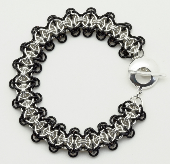 Celtic Dawn Bracelet SF/BL (Beginner Plus)