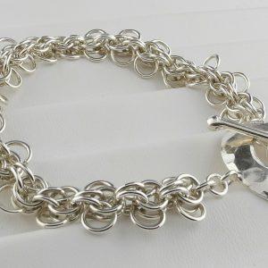 Orchid Weave Bracelet